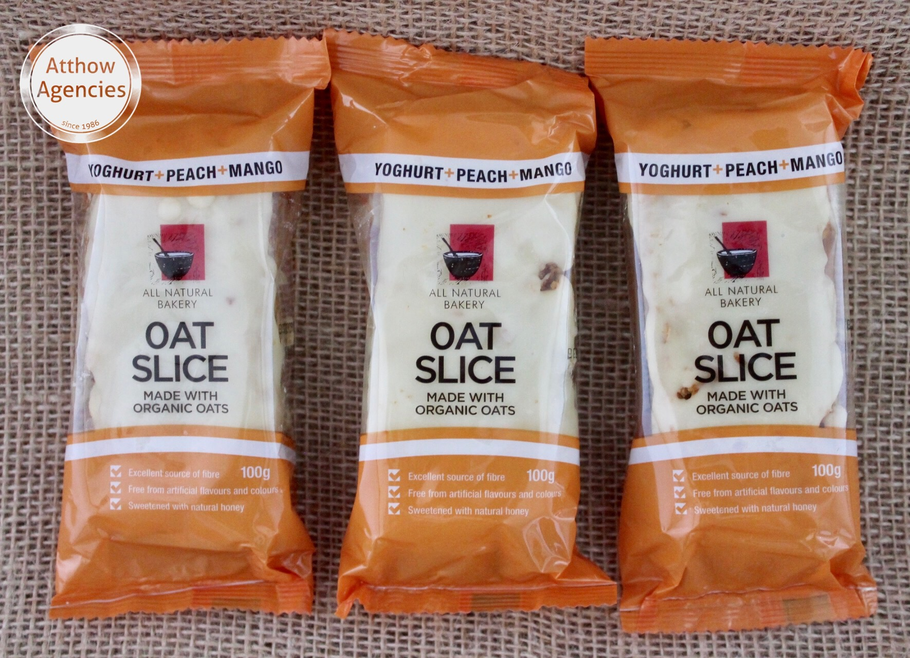 All Natural Bakery Oat Slice Review